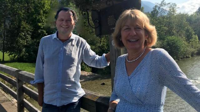 Josef Möschel und Angelika Allinger-Rank